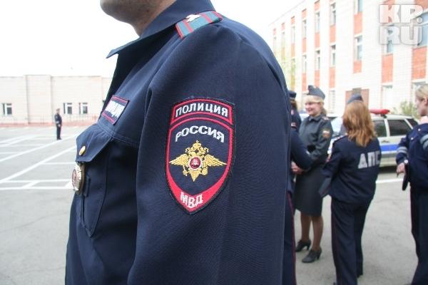 образец полицейской формы