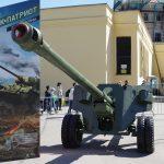 Советская 100-мм полевая пушка