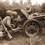 Противотанковая пушка 45-мм
