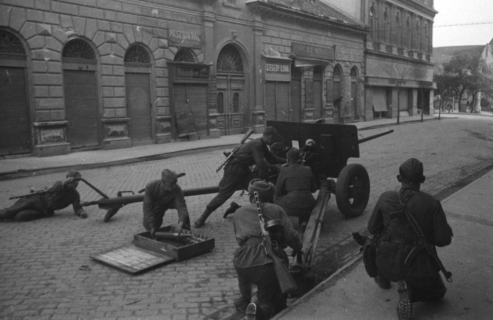Противотанковая пушка 57-мм