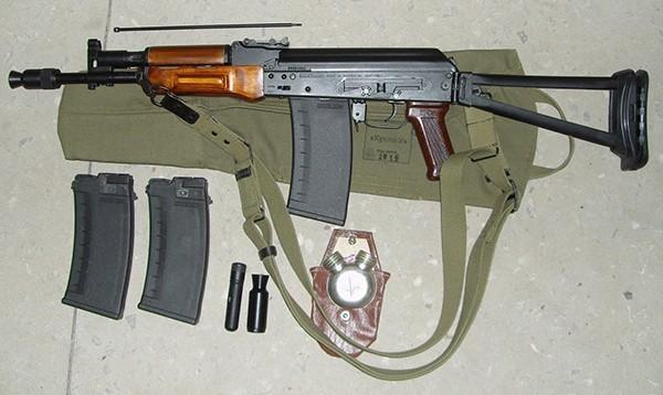 Охотничий карабин Сайга