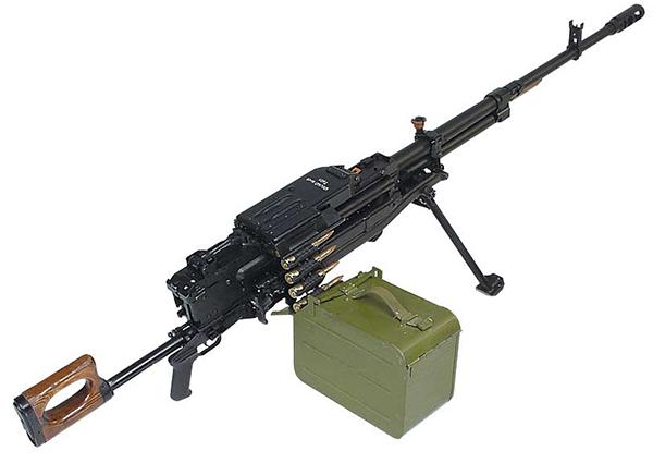 Пулемет Утес