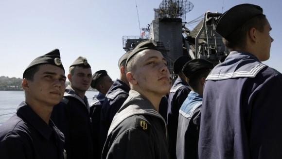 Форма ВМФ головной убор