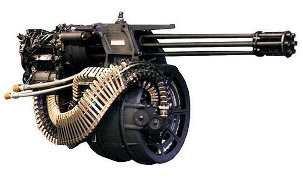 Пулемет Вулкан