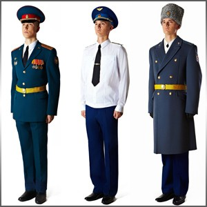 офицерская форма ввс