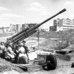 Зенитная пушка 85-мм 52К