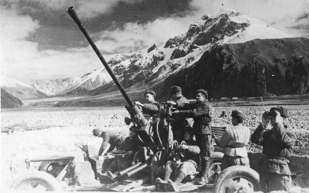 Зенитная пушка 61-К