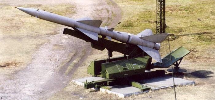 Зенитная ракета СА-75