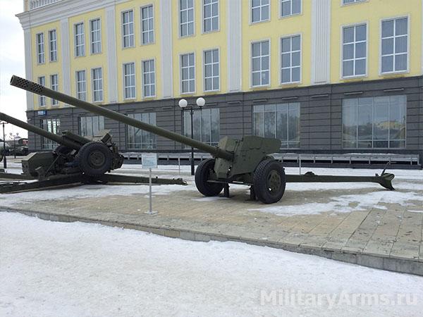 Пушка 100 мм