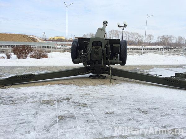 122 мм пушка
