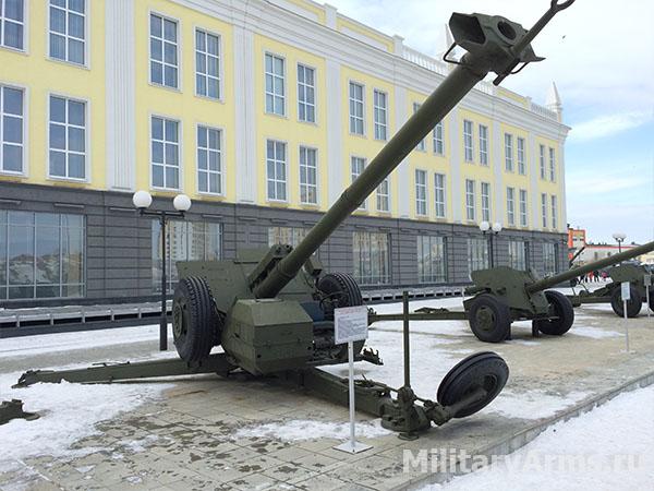 Пушка 125 мм