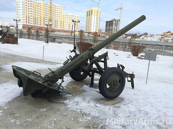 Пушка 160 мм