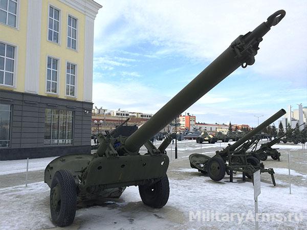 Пушка 240 мм
