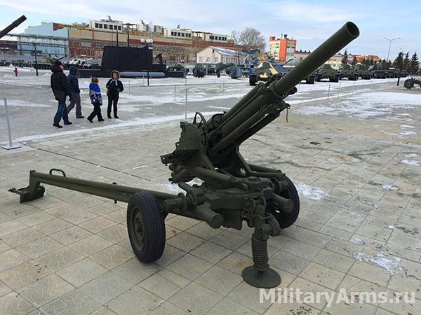 Пушка 82 мм