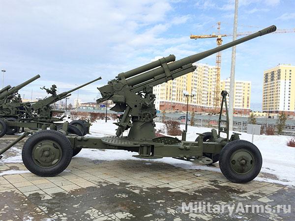 Пушка 85 мм