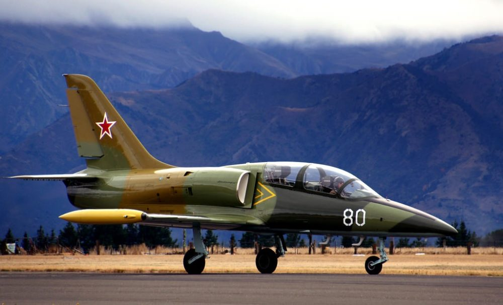 Aero L-39 «Albatros»