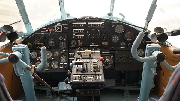 Опытный образец самолета Ан-2