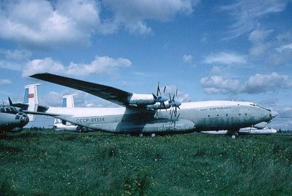 Ан-22 Антей