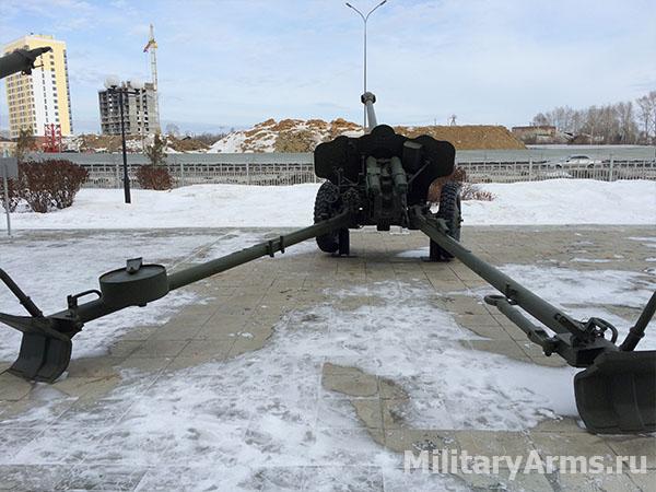 Пушка Д-44