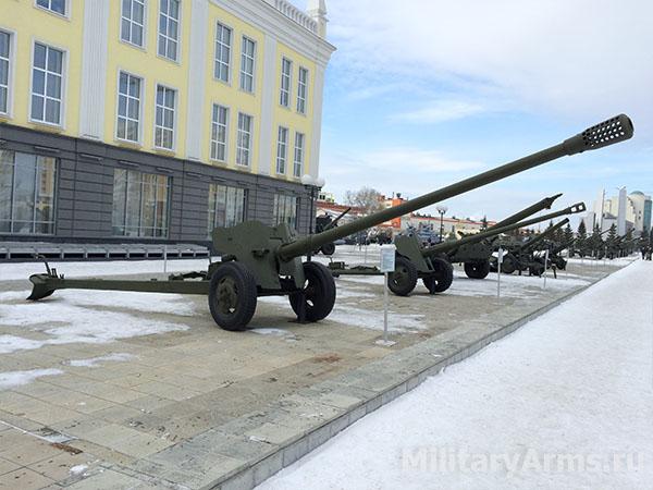 Пушка Д-48