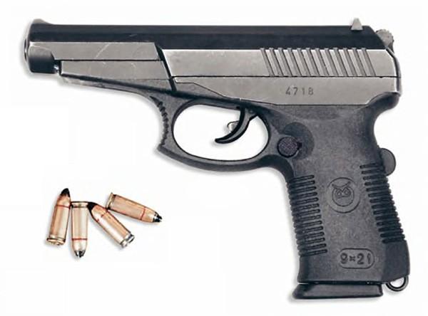 Пистолет Гюрза
