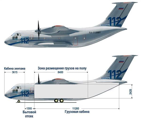 Ил-112