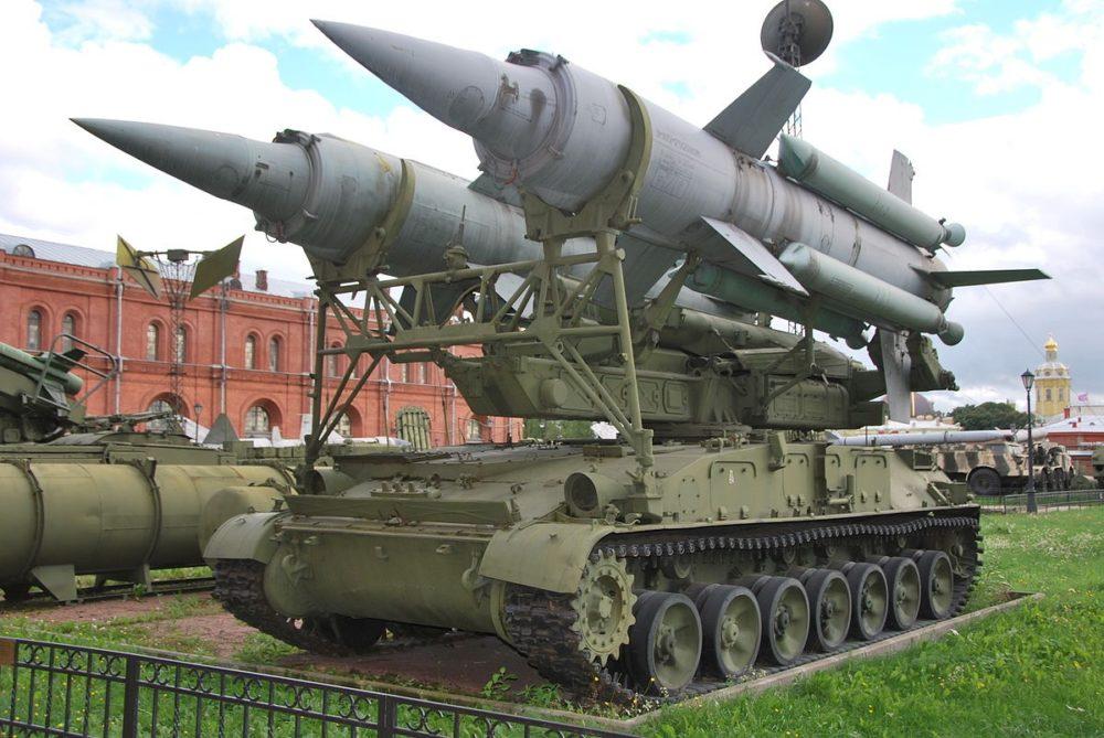 Пусковая установка КС-41 (2П24)