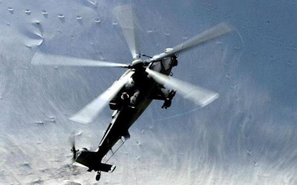Вертолет А129 Mangusta