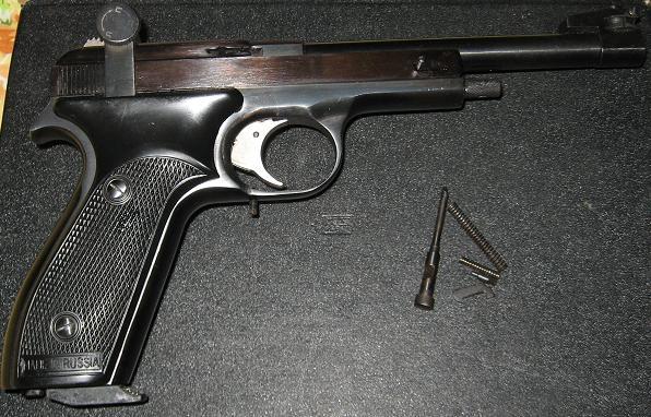 Пистолет Марголина