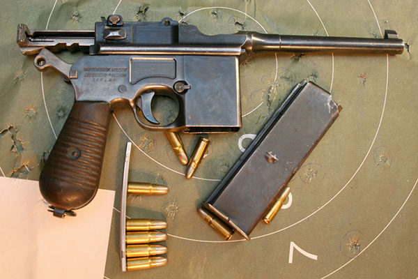 Большая популярность пистолета