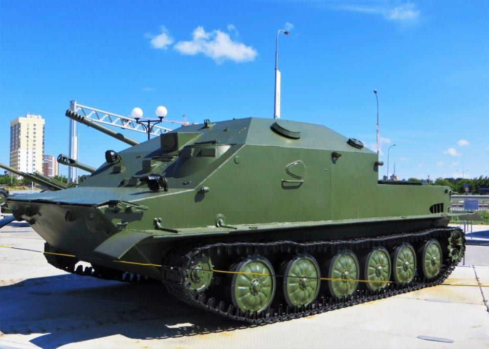 Машина технической помощи МТП-1