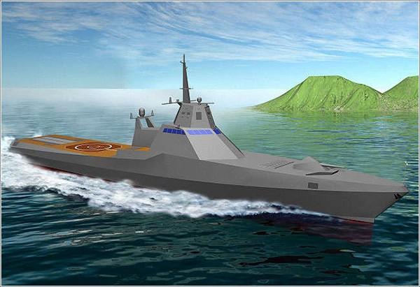 Новейшие корабли России