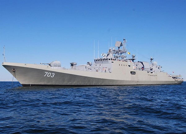 Сторожевые корабли проекта 11356Р