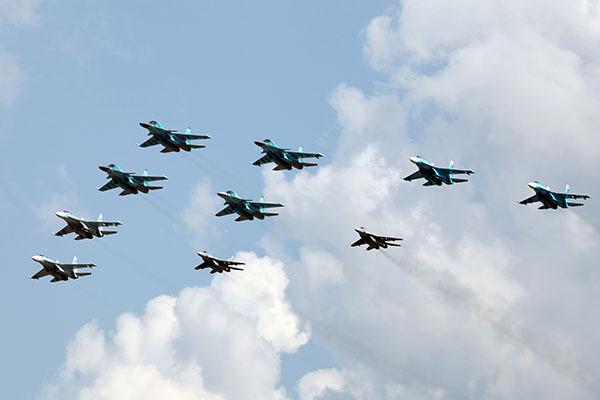 Новые самолеты ВВС