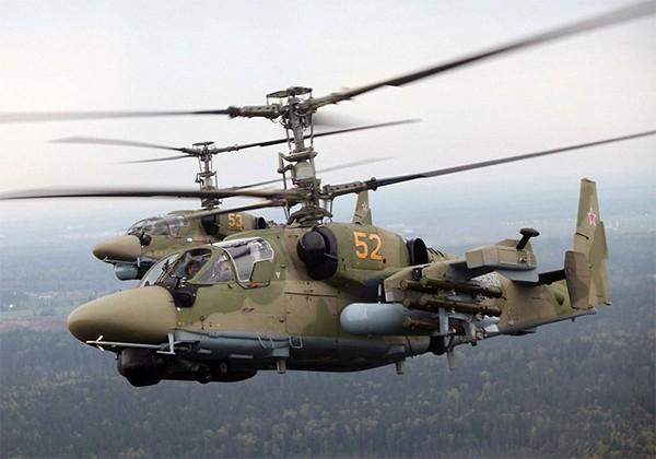 Новые российские вертолеты