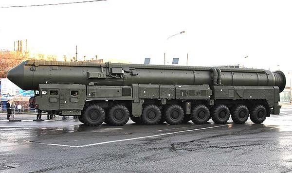 РС-26 Рубеж