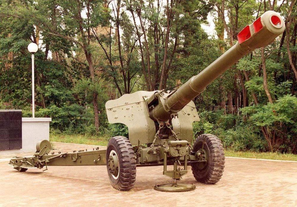 Пушка-гаубица Д-20