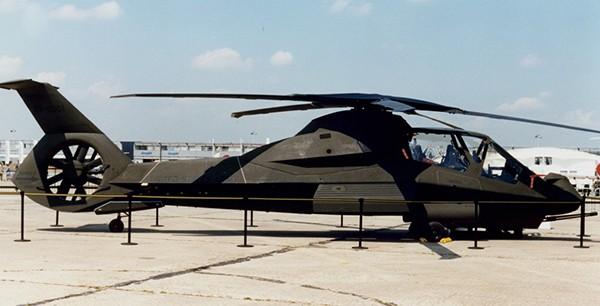 Вертолет RAH 66 Comanche