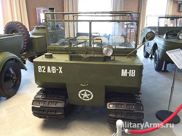 Studebaker M29-C Weasel