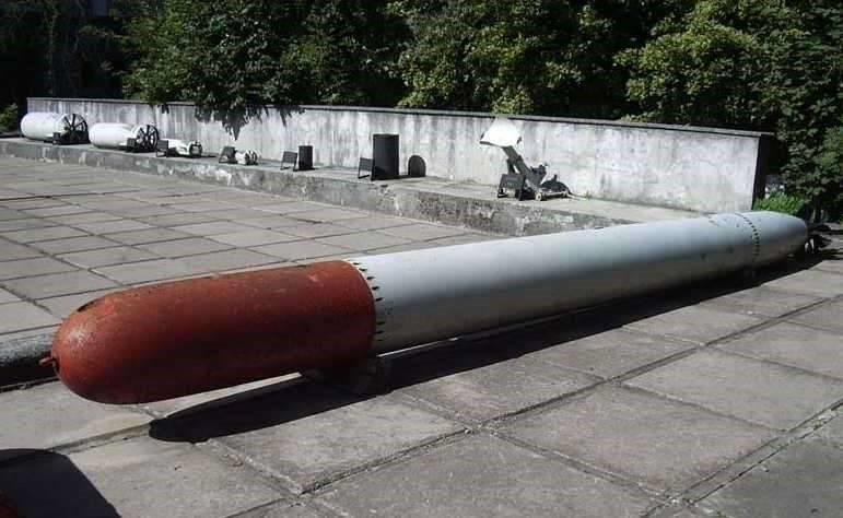 Торпеда парогазовая 53-39