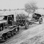 Тягач-трактор СТЗ-3