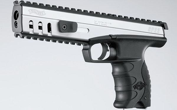 Конструкция пистолета Вальтера