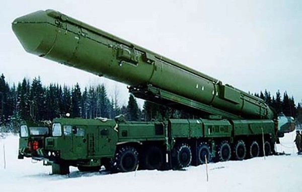Баллистическая ракета РС-24