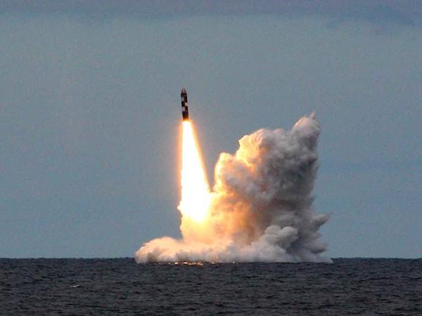 Ракета Булава