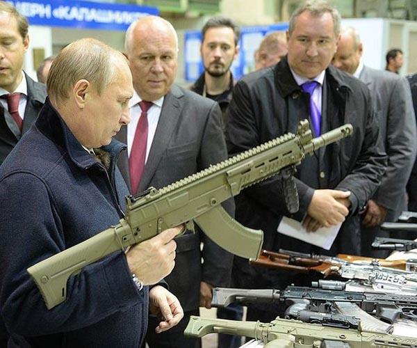 Калашников АК-12
