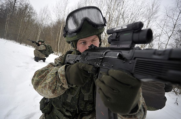 Обзор боевой экипировки «Ратник»