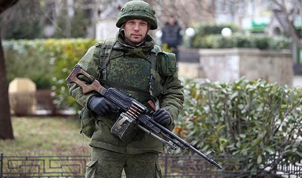 Российская экипировка Ратник
