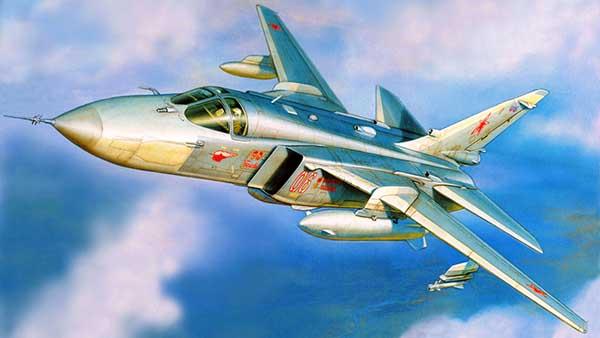 СУ-24 рисунок