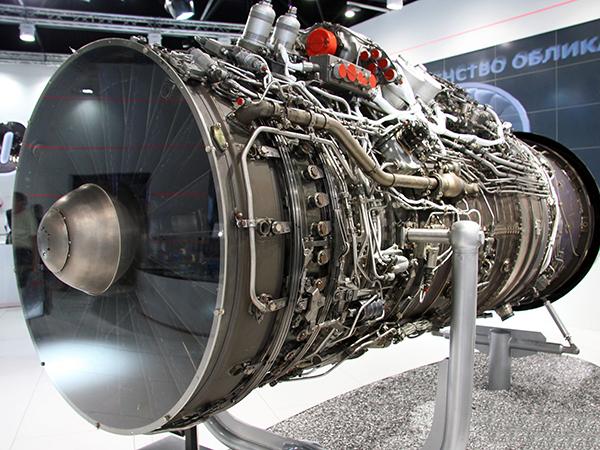 Двигатель СУ-35