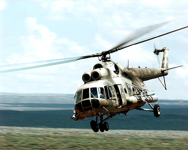 Сколько стоит ми 8 вертолет